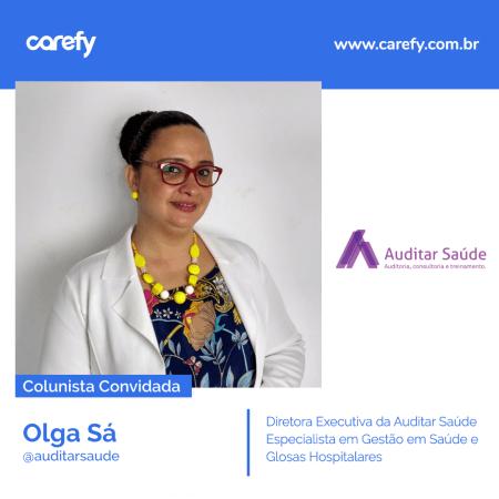 Olga Sá - Auditar saúde
